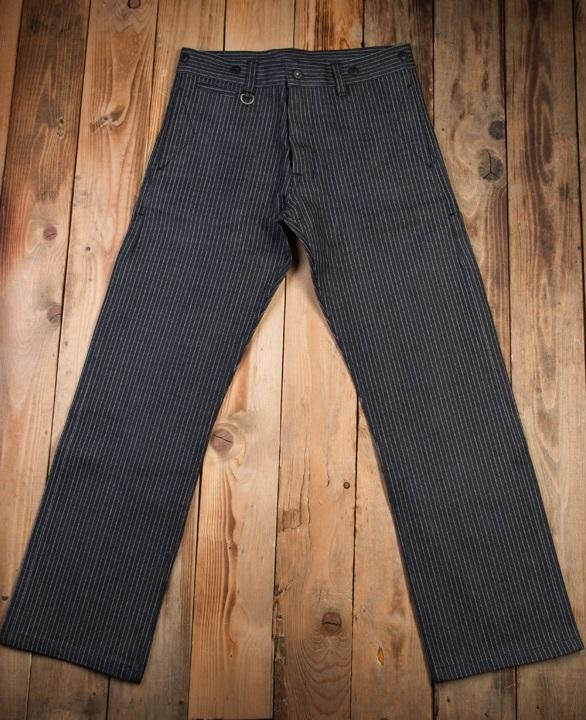 pike brothers 1942 hunting jeans blue wabash lipstick. Black Bedroom Furniture Sets. Home Design Ideas