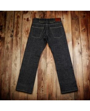pike brothers 1937 roamer jeans 12oz black blue 131. Black Bedroom Furniture Sets. Home Design Ideas
