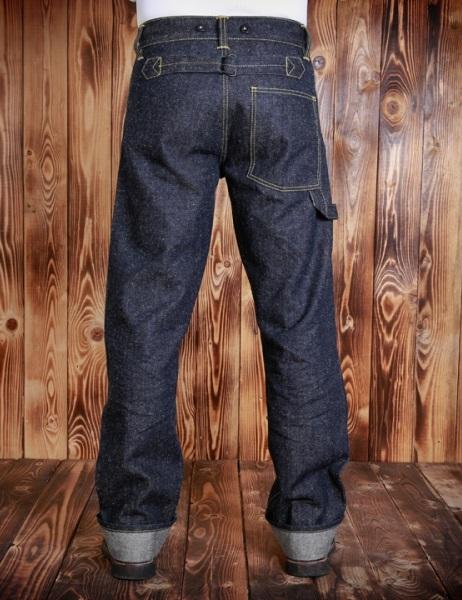 pike brothers 1908 miner jeans hemp denim 14oz lipstick. Black Bedroom Furniture Sets. Home Design Ideas